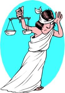 JusticeNotBlind