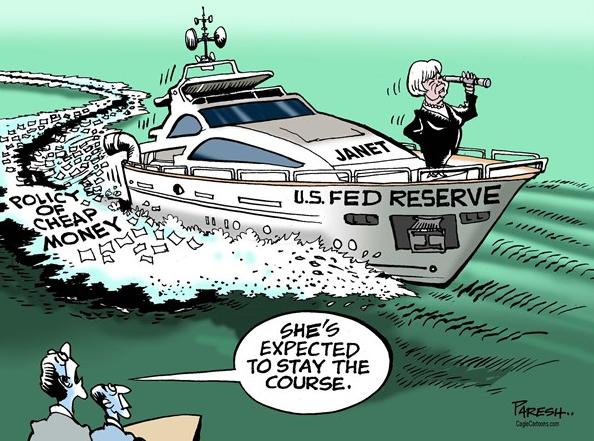 Yellen-cheap-money