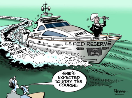 Yellen-cheap-money